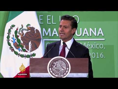 Mexican president seeks to relax drug laws