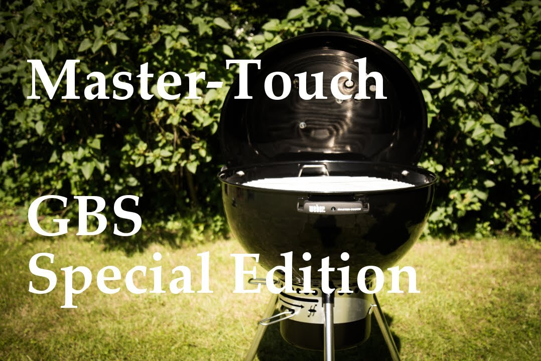 weber master touch gbs 57 cm special edition aufbauanleitung youtube. Black Bedroom Furniture Sets. Home Design Ideas