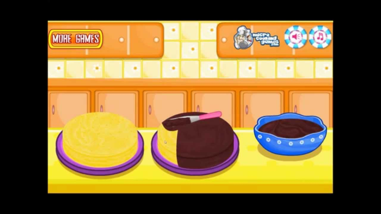 Candy Cake Maker-Kids Game-Cooking Game - YouTube