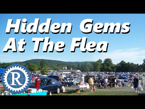 Pro Tips For Tool Hunting At Flea Markets