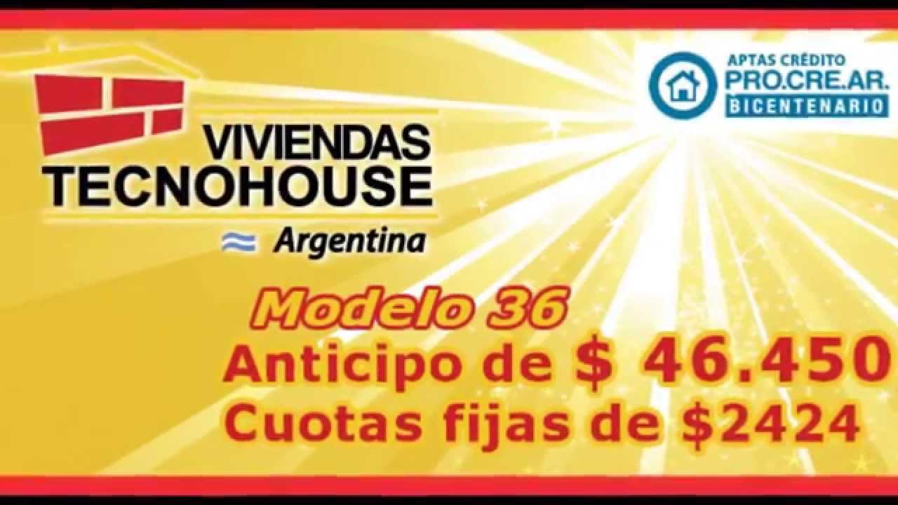 Viviendas tecnohouse 1 youtube for Viviendas industrializadas precios