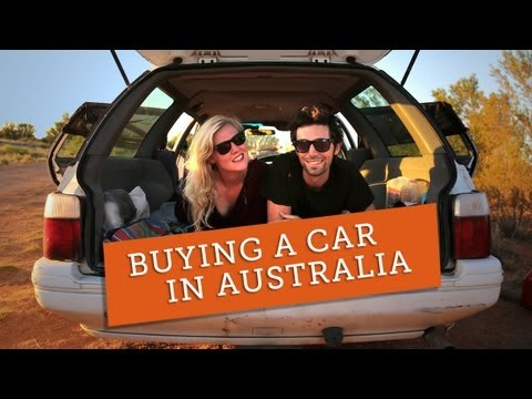 Buying A Car In Australia