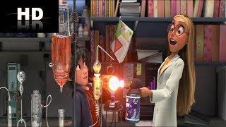 Добро пожаловать к ботанам! Хиро впервые посещает лабораторию. Город героев. 2014
