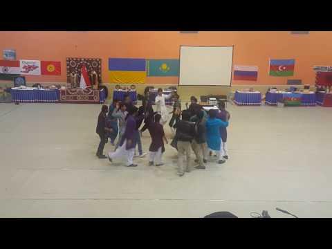 Pakistani Students live dance | Bilkent University | Bilkent International house | 2017