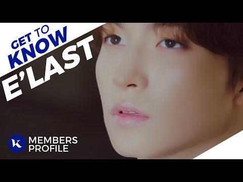 E'LAST (엘라스트) Members Profile (Birth Names, Birth Dates, Positions etc..) [Get To Know K-Pop]