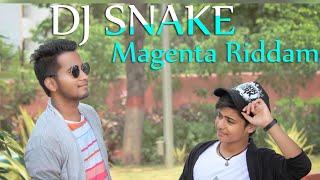 DJ Snake - Magenta Riddim Dance Choreography by Shankar( Sawan Dance Crew )