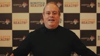 Paulo Coelho (Syspat) / Convida a todos para a Startup Health 2018
