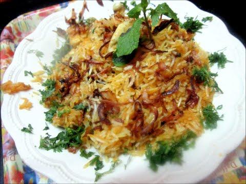 Chicken biryani recipe in kannada chicken biryani recipe in kannada youtube forumfinder Images