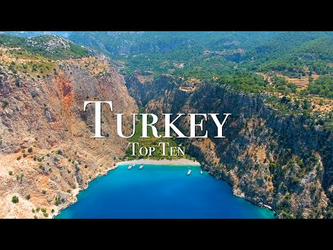 Top 10 Places To Visit In Turkey – 4K Travel Guide
