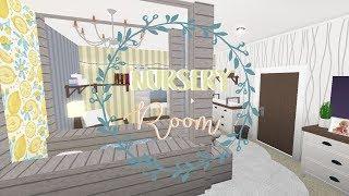 BLOXBURG] Nursery Room (Speedbuild) - YouTube