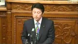 9.16 参議院本会議代表質問:松山政司議員(自民)