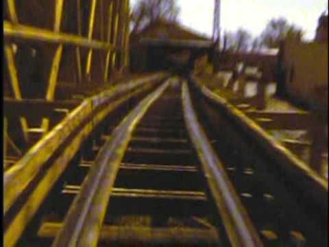 Riding Rollercoasters - Eastern US & Canada 1984-5
