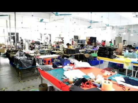 c8e9d7e6a2 fashion leather bag factory leading manufacturer - YouTube