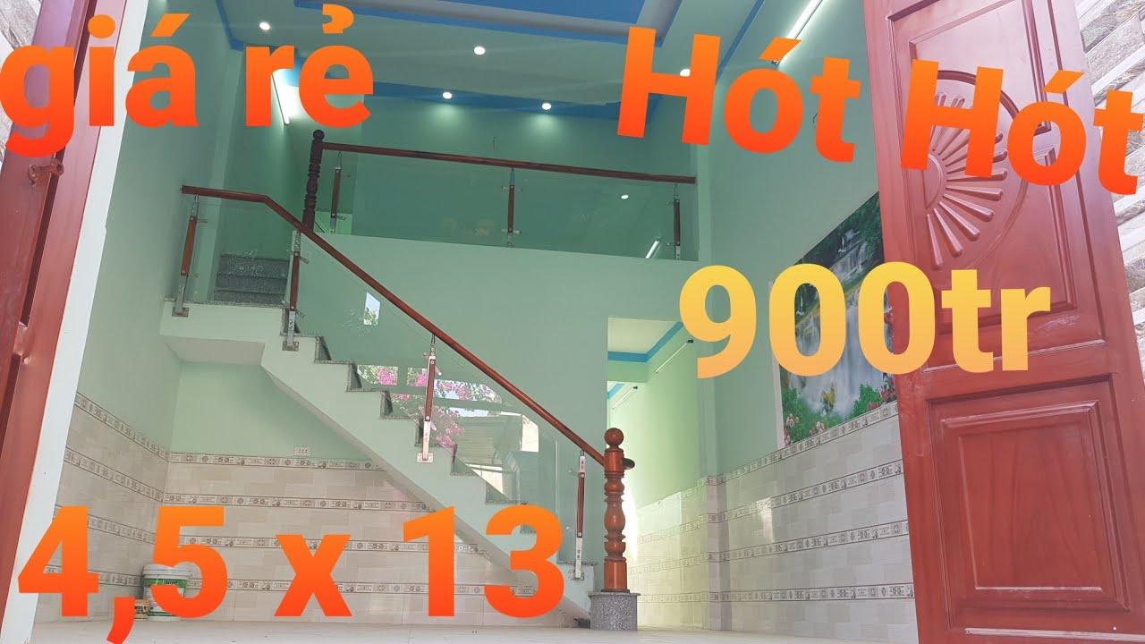 Bán nhà Bình Dương giá 900tr giá rẻ ngay chợ tân phước khánh / bình chuẩn Thuận An An Phú