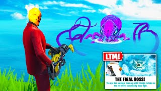 Fortnite BOSS BATTLE LTM! - 5 Fortnite LTMs WE NEED!