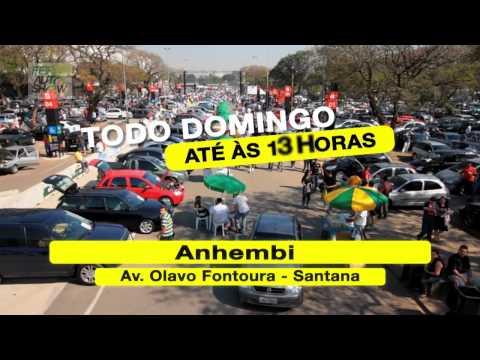 Feirão Auto Show São Paulo - Anhembi, Shopping ABC e Ceagesp
