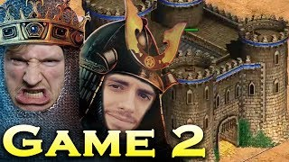 RTS Olympiade GEGEN JOHNNY - AoE GAME 2