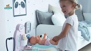 Zdravotnický pult pro lékaře Baby Care Center Smob