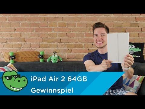 Mydealz auf Youtube + iPad Air 2 Gewinnspiel [Mydealz 4K]