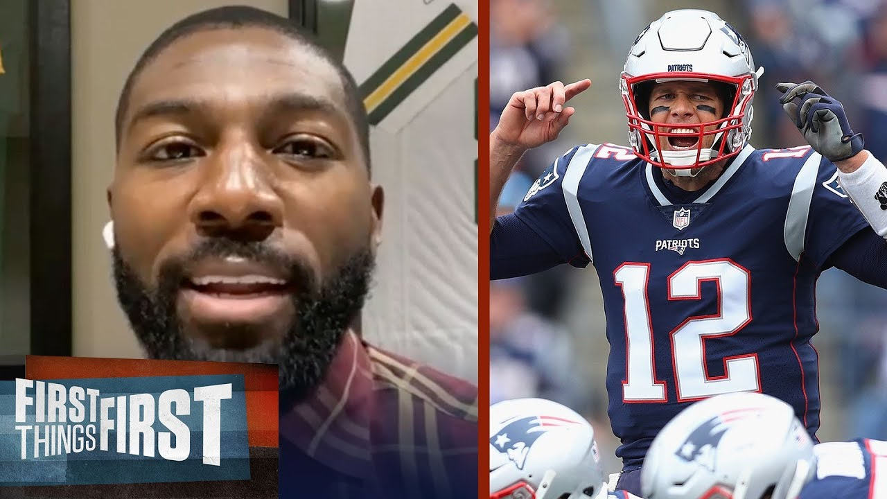 Brady's game will be more mental than physical with Bucs — Greg Jennings | NFL | FIRST THINGS FIRST