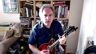The Road To Lisdoonvarna (slide) on mandolin