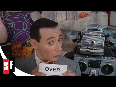 Pee-wee's Playhouse: The Complete Series (4/4) Pee-wee Herman and Conky HD