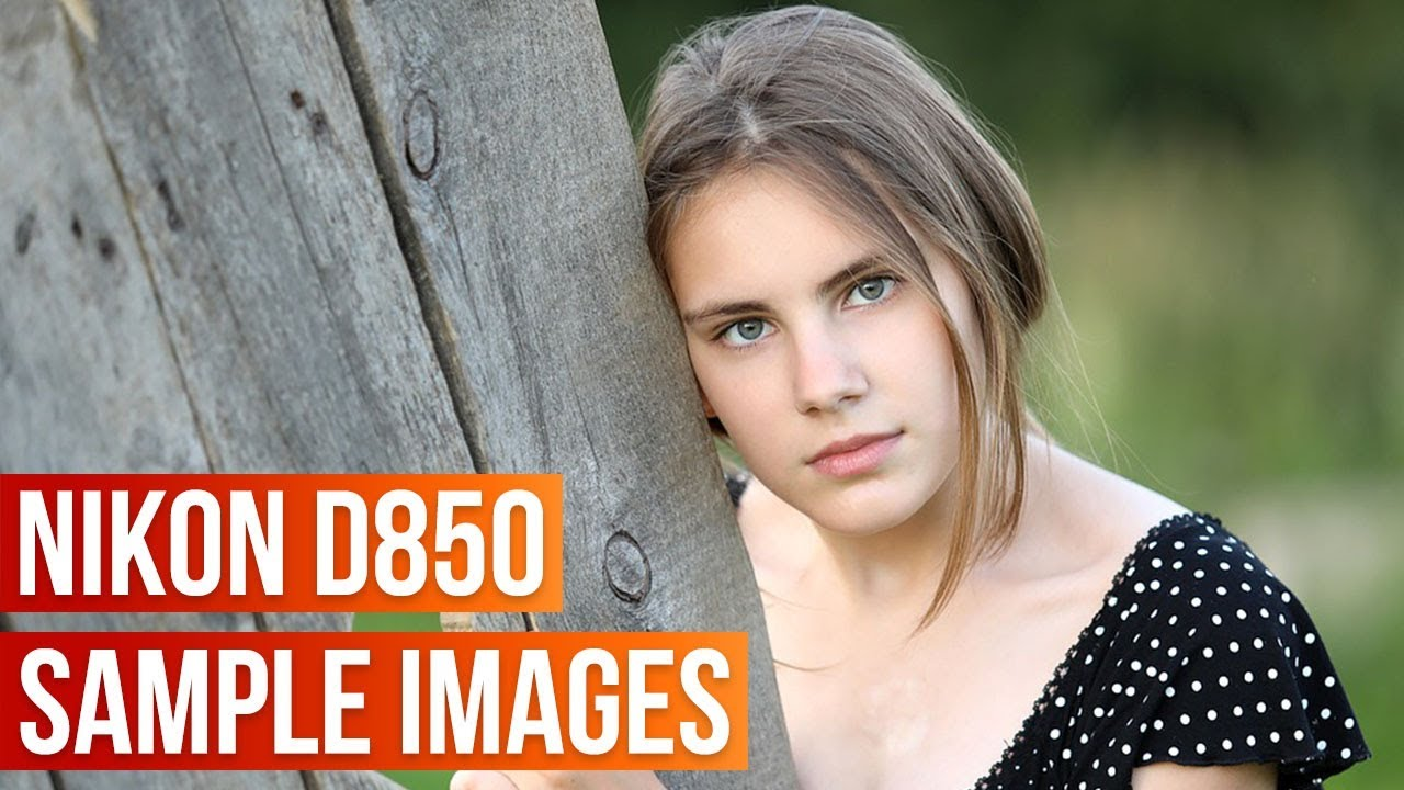Nikon D850 Sample Images