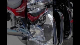 ditta Colamesta - Bari : Restauro di una Honda 650 NIGHTHAWK