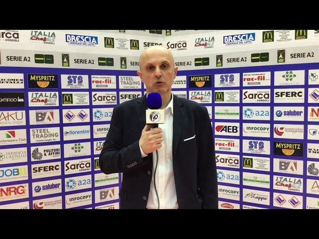 Interviste prima di Gara 3: Zambonardi, Tiberti e Galliani