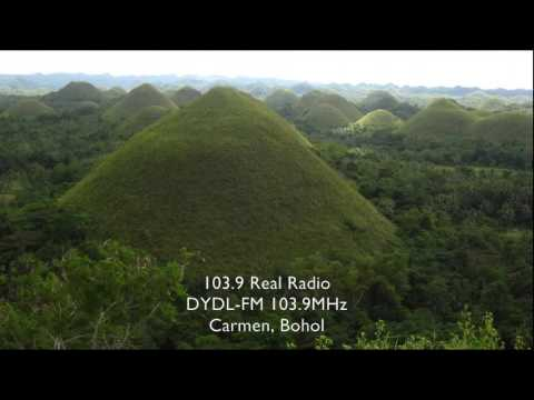 DYDL-FM (103.9 Real Radio) Station ID
