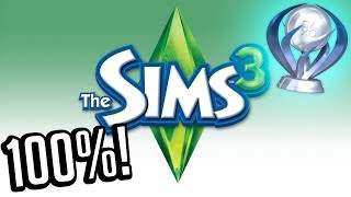 The Sims 3 - Platinum Trophy Playthrough! [PS3] #1