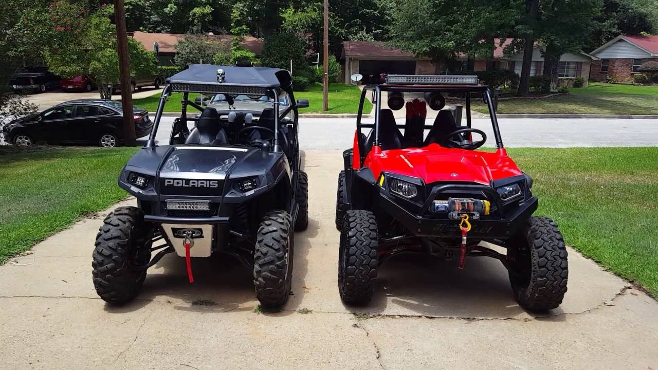 medium resolution of my rzr 800 vs rzr 800 s comparison