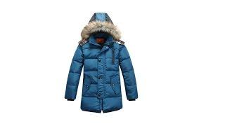 Отличный детский пуховик |  boy winter warm jackets(Сcылка на продавца: http://goo.gl/sOeGVk Теплый детский пуховик(парка), заказан с Aliexpress полностью соответствует разме..., 2015-12-02T08:39:34.000Z)