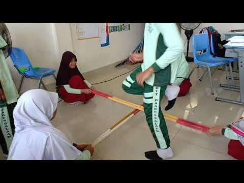 Permainan Rangku Alu Kelas 6 Sdit Daarussalaam Youtube