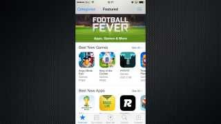Як встановити додаток з App Store з iPhone
