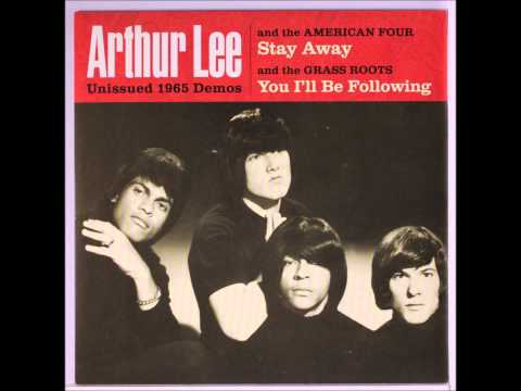 "Arthur Lee & the American Four ""Stay Away"" (Norton Records)"