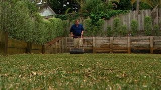 DIY: lawn laying secrets