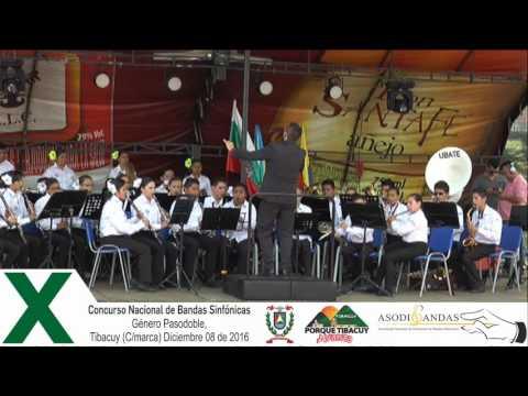 Banda Sinfónica de Ubaté - Joselillo de Colombia