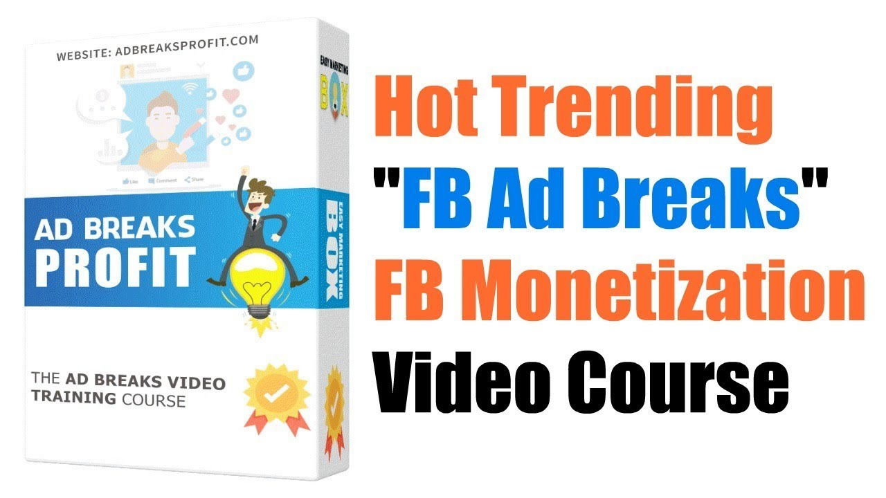 Facebook Ad Breaks Profit Review Demo Bonus - How To Make Money With Your Facebook Videos