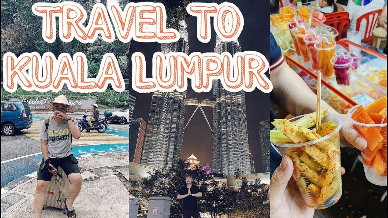 DU LỊCH MALAYSIA – KUALA LUMPUR || TẬP 1 || Lạc ở sân bay, ở AIRBNB, ngắm Petronas Towers..