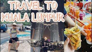 DU LỊCH MALAYSIA - KUALA LUMPUR || TẬP 1 || Lạc ở sân bay, ở AIRBNB, ngắm Petronas Towers..
