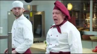 Отрывок из сериала Кухня. Федя и Сеня спорят.