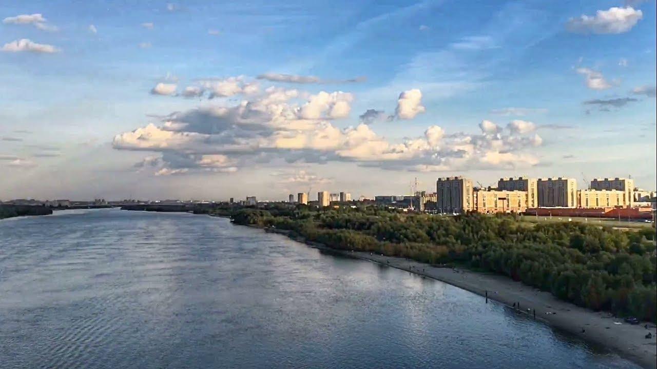 омск правый берег иртыша фото города пилинг иначе