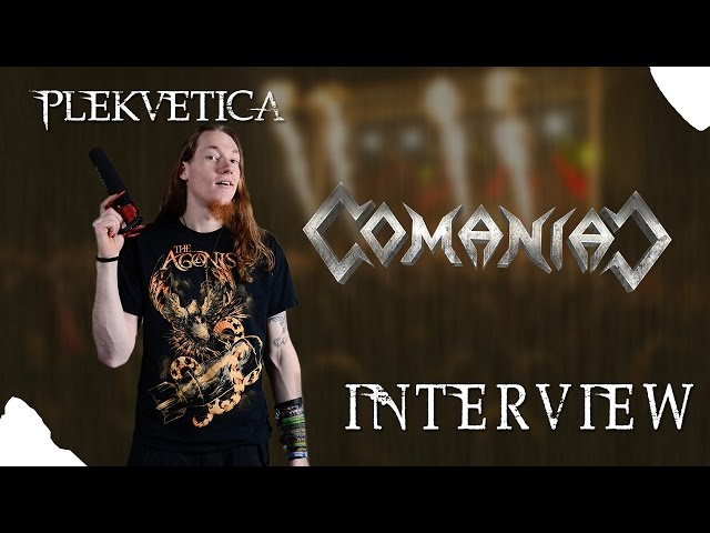 [ Interview ] Comaniac  ( 2017 ) | Thrash Metal