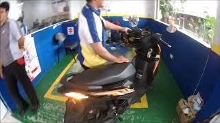 Buying a HONDA Beat 110 Fi (Standard).ph