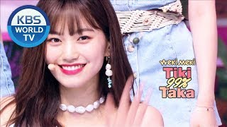 Weki Meki(위키미키) - Tiki-Taka(99%) [Music Bank COMEBACK / 2019.08.16]
