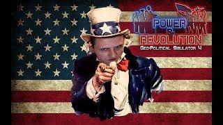 Geopolitical Simulator 4 (v.6.38) США. От оппозиции к власти! (стрим)
