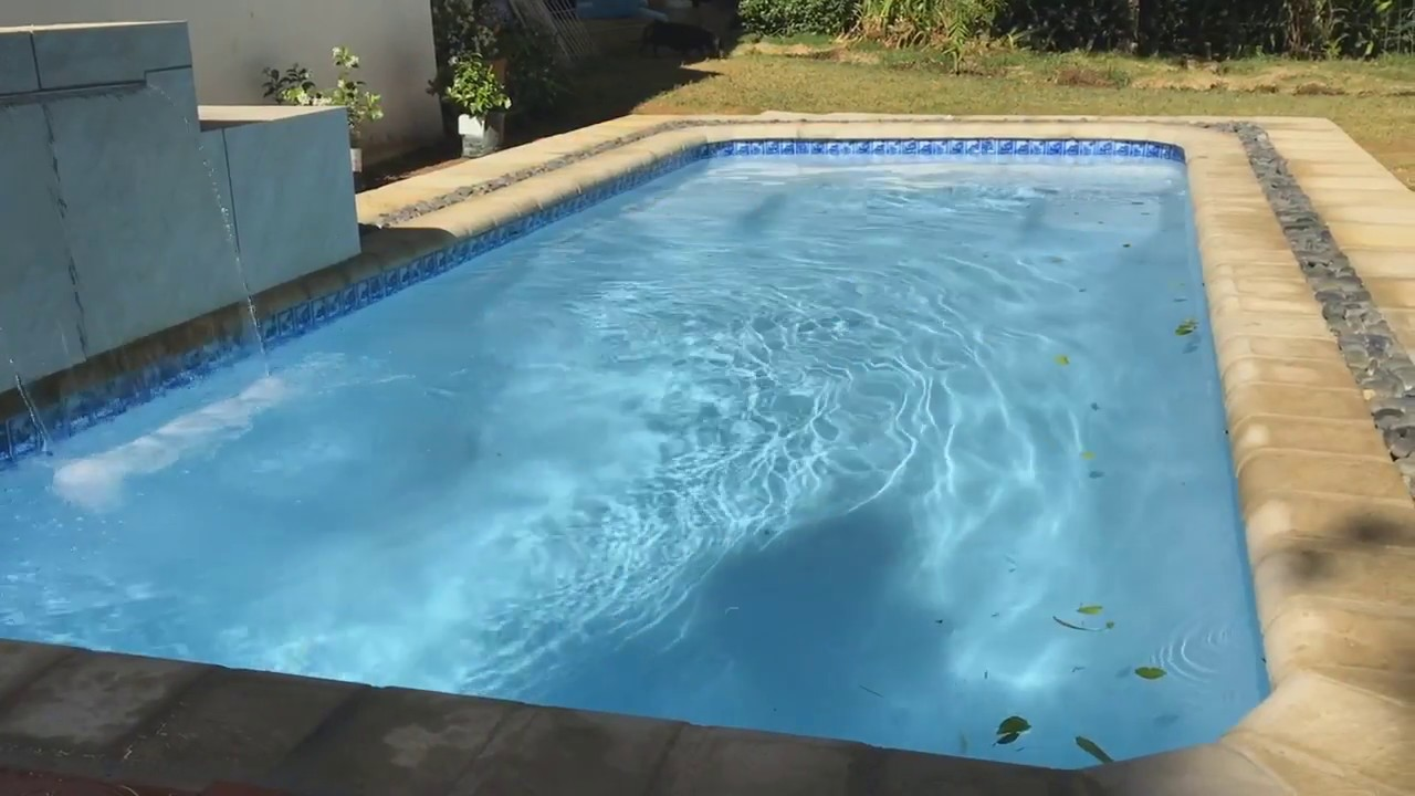 Orion 5 x 2 Fibreglass Pool