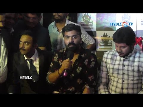 Actor Simbu at Launch of ACE studioZ salon and spa Chennai
