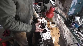 Ремонт 2112 Двигателя ВАЗ из Перми 6 Часть